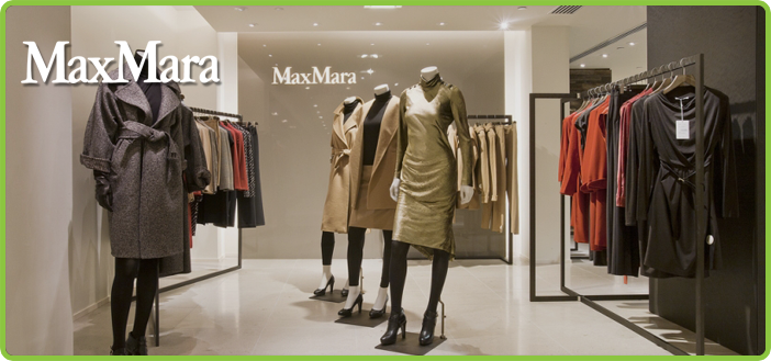 GMBN Painting Project Max Mara USA Madison Avenue New York City